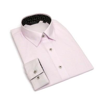 形態安定ノーアイロン レギュラー衿 長袖ビジネスワイシャツ
