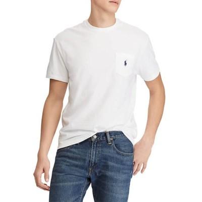 ラルフローレン メンズ シャツ トップス Classic Fit Cotton T-Shirt