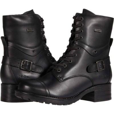 タオス Taos Footwear レディース ブーツ シューズ・靴 Crave Black/Black Waterproof