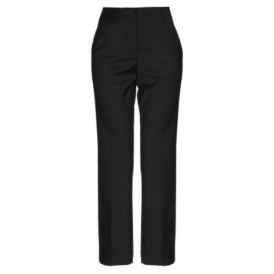 トゥルー ロイヤル TRUE ROYAL パンツ ブラック 40 ポリエステル 53% / バージンウール 43% / ポリウレタン 4% パンツ