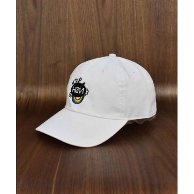 帽子 キャップ 【HeM】西山茉希×HeM 6パネルキャップ
