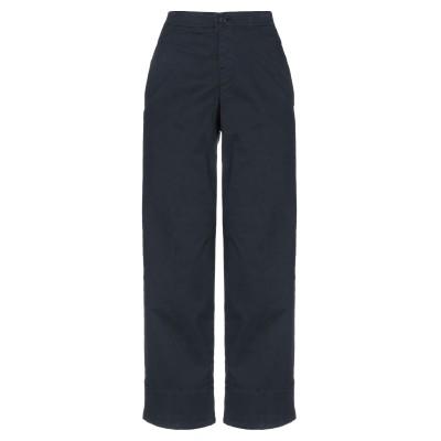 EUROPEAN CULTURE パンツ ダークブルー XS コットン 97% / ポリウレタン 3% パンツ