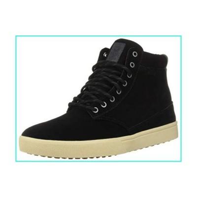 【新品】Etnies Men's Jameson Htw Skate Shoe, Black/tan, 8.5 Medium US(並行輸入品)