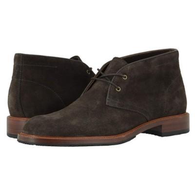 トラスク Trask メンズ ブーツ シューズ・靴 Landers Charcoal English Suede
