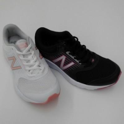 ニューバランス W411  W411 LP1 ブラック/ローズ CW1 ホワイト/ピンク ランニング