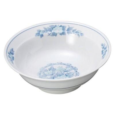 (業務用・丼)三色牡丹 8.0リム付高台丼[75225-108](入数:5)