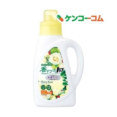 香りつづくトップ 抗菌plus シャイニーローズ 柔軟剤入り洗濯洗剤 本体 ( 850g )/ 香りつづくトップ