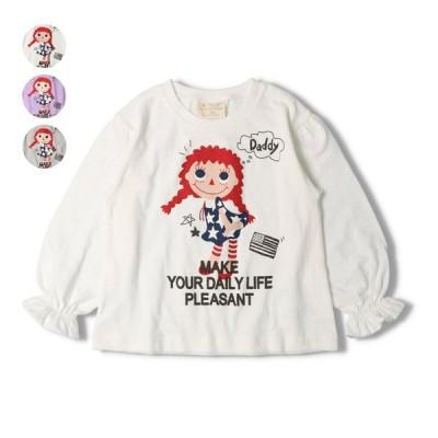 SPセール30%OFF価格:子供服 Daddy Oh Daddy (ダディオダディ) 日本製ダディコプリントTシャツ   V14811