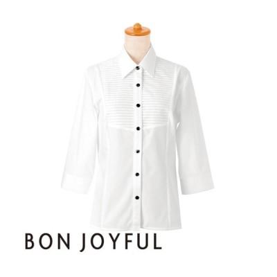ボンユニ BONUNI 七分袖シャツ 24205-81