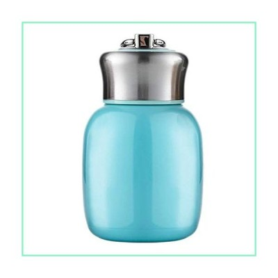 Small Water Bottle Stainless Steel Vacuum Insulated Water Bottle Kids Thermoses Flask Bottle Keep Hot and Cold (Teal)【並行輸入品】