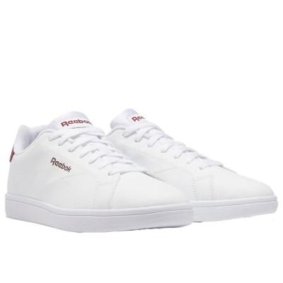 リーボック ロイヤル コンプリート CLN 2 Reebok Royal Complete CLN 2 Shoes ホワイト/リッチレッド/ホワイト FY5841 リーボックジャパン正規品