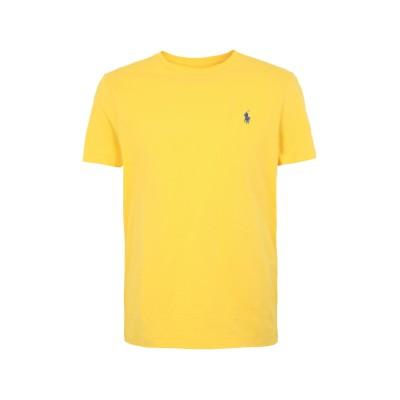 POLO RALPH LAUREN T シャツ イエロー XS コットン 100% T シャツ