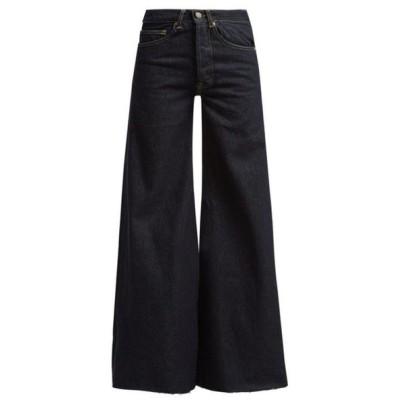 レイ Raey レディース ジーンズ・デニム ボトムス・パンツ Loon wide-leg jeans indigo