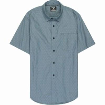 Hurley ハーレー ファッション アウター Hurley Mens Lenny Button Front Shirt (S 2XL)