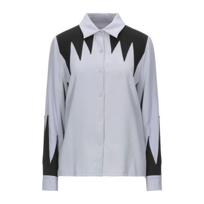 MINUETO シャツ ライラック S ポリエステル 95% / ポリウレタン 5% シャツ