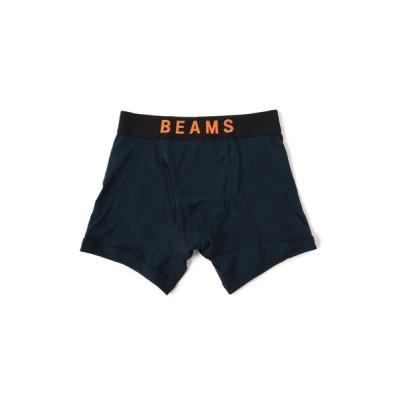 BEAMS MEN / BEAMS / ソリッド ボクサーパンツ MEN アンダーウェア > ボクサーパンツ
