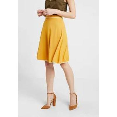 Anna Field レディーススカート Anna Field A-line skirt - light yellow light yellow