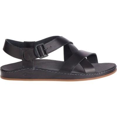チャコ Chaco レディース サンダル・ミュール シューズ・靴 Wayfarer Sandal Black