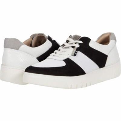 ナチュラライザー Naturalizer レディース スニーカー シューズ・靴 Hadley Black/White