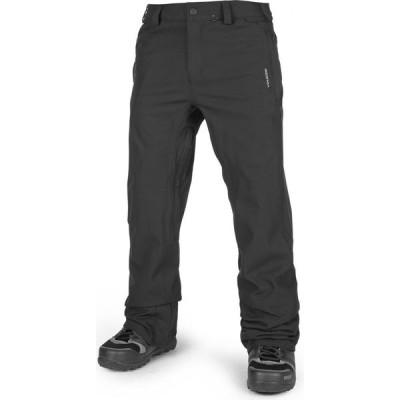 ボルコム Volcom メンズ スキー・スノーボード チノパン ボトムス・パンツ Freakin Snow Chino Pants Black