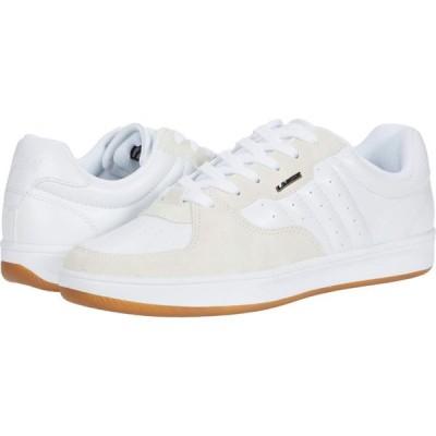 ラグズ Lugz メンズ スニーカー シューズ・靴 Ghost White/Off-White/Gum