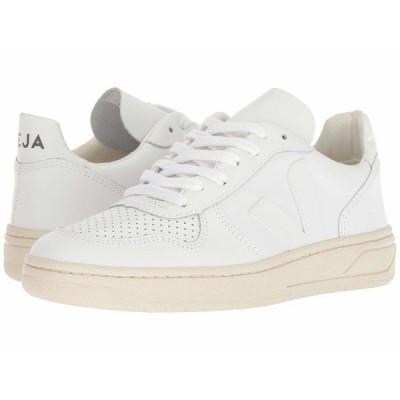ヴェジャ スニーカー シューズ メンズ V-10 Extra-White Leather