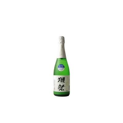 【クール配送】旭酒造 獺祭(だっさい)純米大吟醸 磨き三割九分 発泡にごり酒 360ml 【山口県】