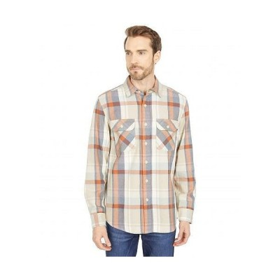 Pendleton ペンドルトン メンズ 男性用 ファッション ボタンシャツ Beach Shack Shirt - Blue/Sienna