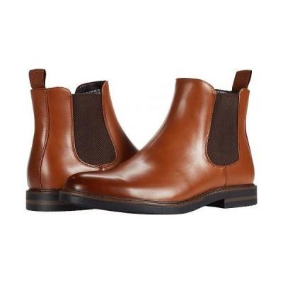 Kenneth Cole Unlisted メンズ 男性用 シューズ 靴 ブーツ チェルシーブーツ Peyton Chelsea - Cognac