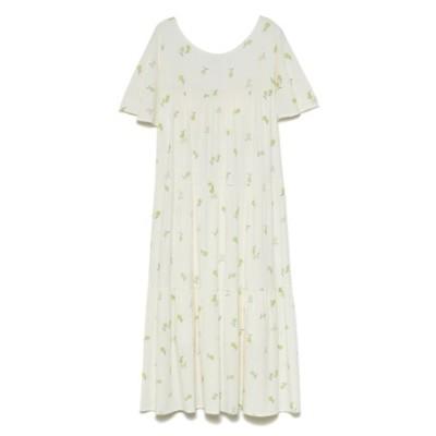 【ONLINE 限定】フルーツモチーフティアードドレス