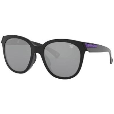 オークリー レディース サングラス・アイウェア アクセサリー Baltimore Ravens Oakley Women's Low Key Sunglasses