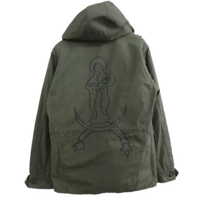 Supreme×Mark Gonzales 12AW「M-51 Jacket」M-51ジャケット カーキ サイズ:M (原宿店) 210521