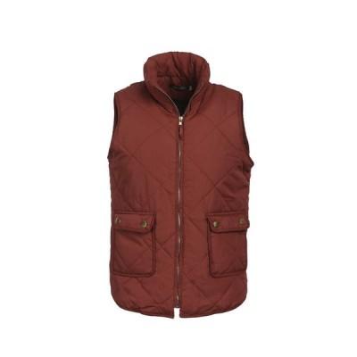 レディース 中綿ベスト 秋冬春 ダウンコットン 袖なし スタンドカラー 保温 あったか レイヤード 軽量 ショート丈 ベスト