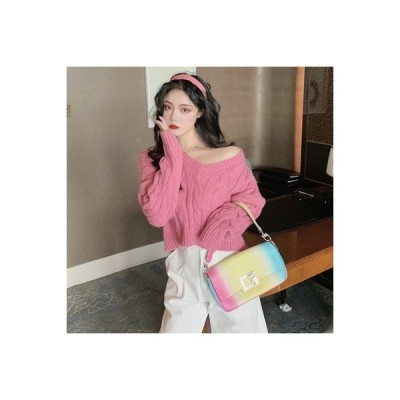 【送料無料】秋服 女 韓国風 学生 ルース 着やせ レトロ 洋風ホワイト カ | 364331_A63665-1192537