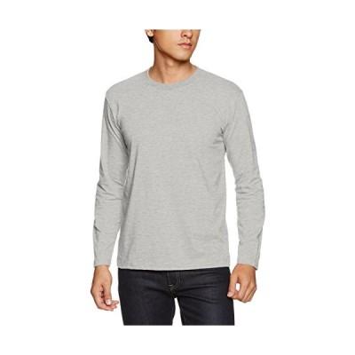 (ユナイテッドアスレ)UnitedAthle 5.6オンス 長袖Tシャツ 501001 [メンズ] 006 ミックスグレー S