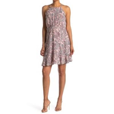 コレクティブコンセプツ レディース ワンピース トップス Paisley Print Dress PINK MULTI