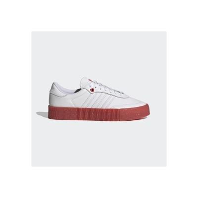 アディダス adidas SAMBAROSE W (ホワイト)