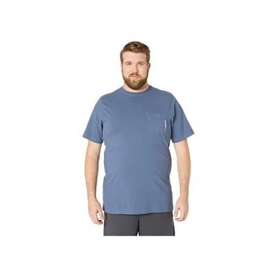 ティンバーランド Big & Tall Base Plate Blended Short Sleeve T-Shirt メンズ シャツ トップス Vintage Indigo