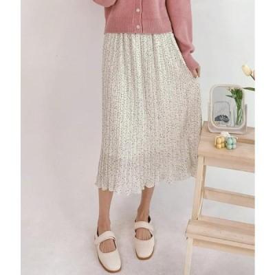 MIXXMIX レディース スカート Dotted Midi Skirt
