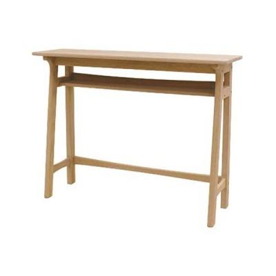 カウンターテーブル テーブル 机 幅120cm 木製