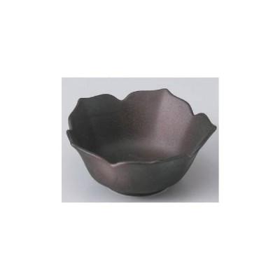 器蔵 桔梗型小鉢 備前風