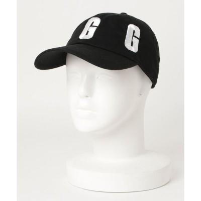 帽子 キャップ UGGmos  EMBROIDERY TWILL CAP / アグ エンブロイダリー ツイル キャップ