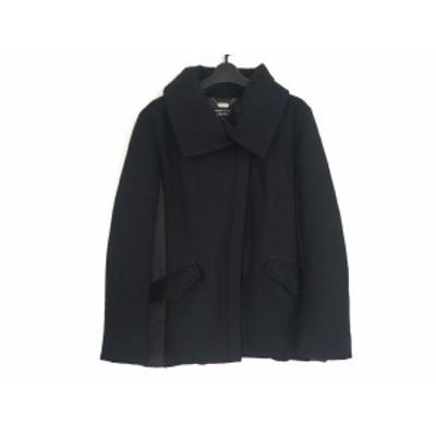ソニアリキエル SONIARYKIEL コート サイズ38 M レディース 美品 - 黒 長袖/冬【中古】20210214