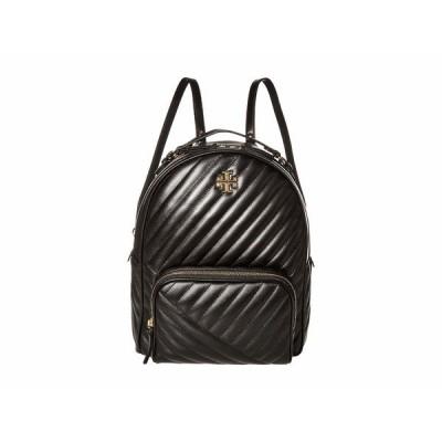 トリーバーチ バックパック・リュックサック バッグ レディース Kira Chevron Zip-Around Backpack Black
