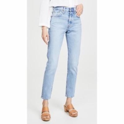 リーバイス Levis レディース ジーンズ・デニム ボトムス・パンツ 501 Skinny Jeans Tango Light
