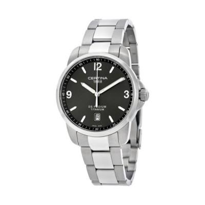 腕時計 サーチナ Certina DS Podium チタニウム メンズ クォーツ 腕時計 C0014104408700