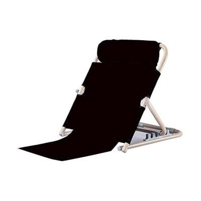 QD-BYM 座椅子 こたつ座椅子 ビーチチェア 折り畳み 5段階 リクライニング (ブラック)