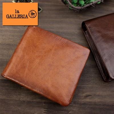 ラ ガレリア la GALLERIA 二つ折り長財布 財布 アロースト 2971