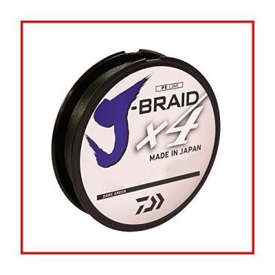 (9.1kg, Green) - DAIWA J-BRAID WOVEN 4-STRAND FISHING LINE