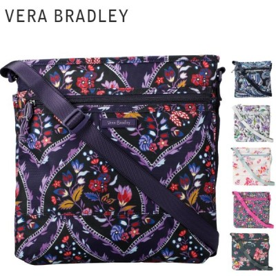 ベラブラッドリー/VERA BRADLEY ショルダーバッグ ヒップスター ポーチ 斜めがけ バッグ レディース